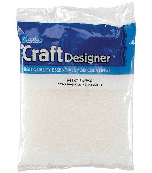 Darice Bean Bag Fill Plastic Pellets - 8 oz. | Jo-Ann