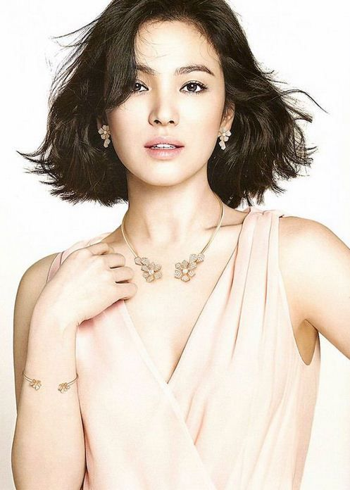 Top 10 Most Popular Korean Actresses In 2015 Song Hye Kyo