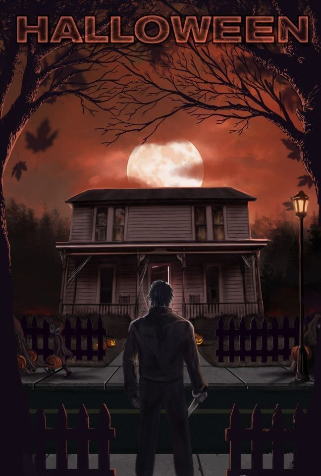 Halloween Michael Myers 2020 Poster Pin by troywright on Michael myers in 2020 | Halloween film