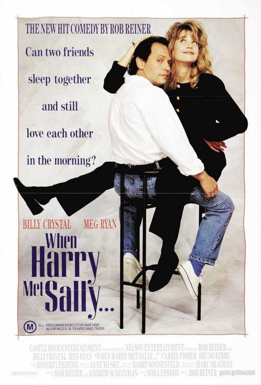 When Harry Met Sally (1989) - Click Photo to Watch Full Movie Free Online