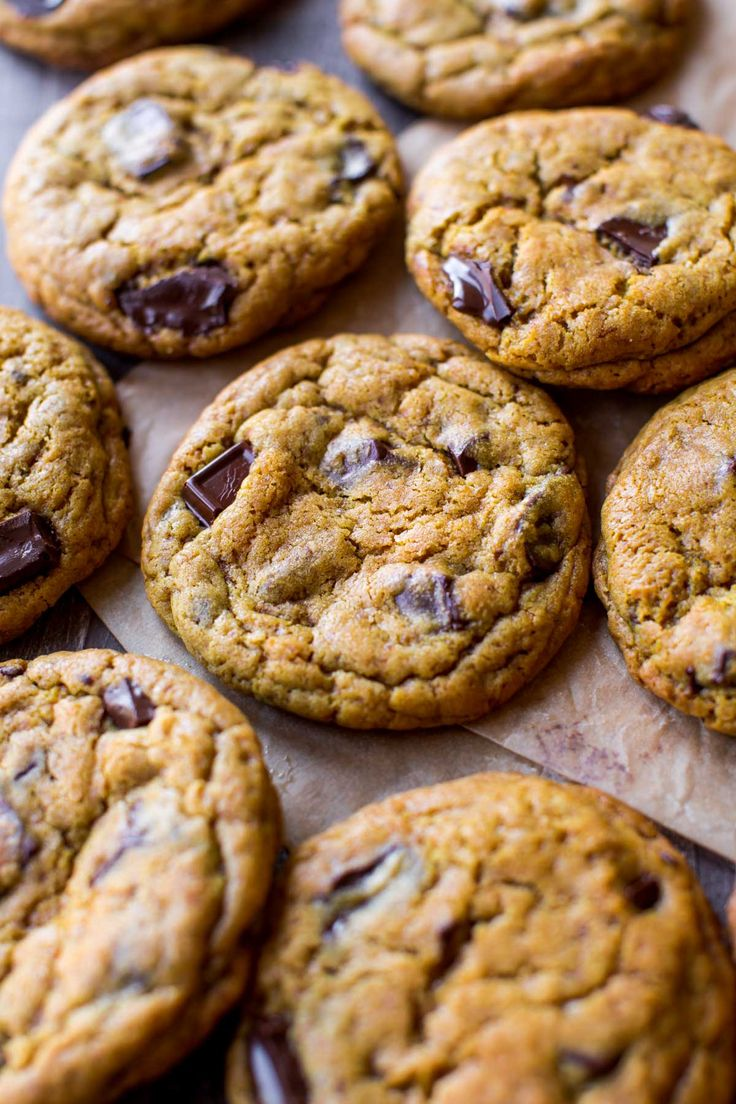 523 best Chocolate Chip Cookies images on Pinterest | Chocolate ...