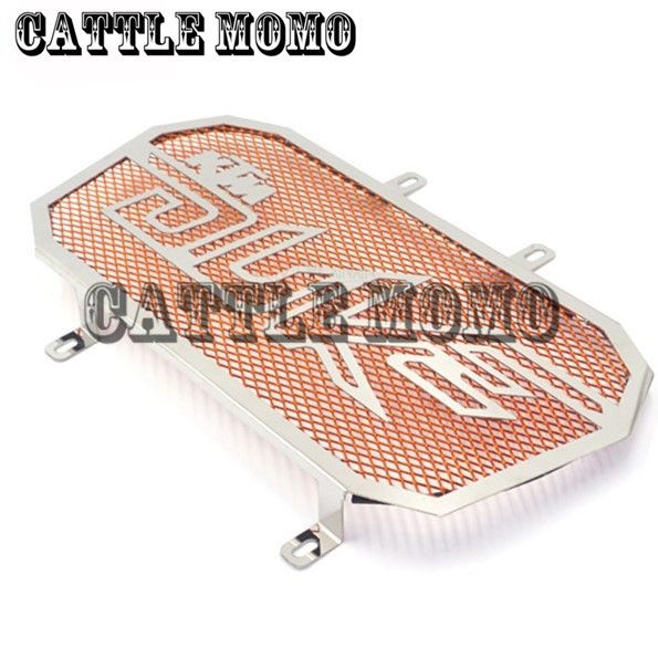 37.89$  Watch here - http://aliwf6.shopchina.info/1/go.php?t=32815436185 - Motorcycle Radiator Grill Guard Cover Protector FOR KTM DUKE 125 200 duke Stainless steel Motorbike Radiator Grill Guard Cover 37.89$ #SHOPPING