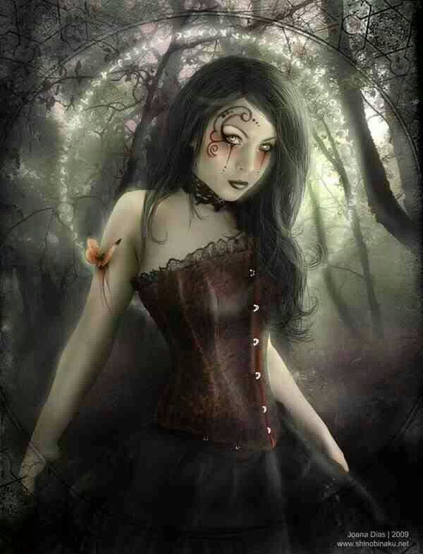 gothic art fantasy artwork - photo #36