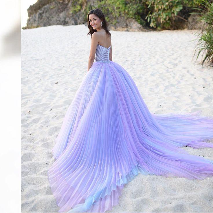 Rajo Laurel Wedding Gowns: My Modern #mermaid Debutante @patitatumpalan Looking