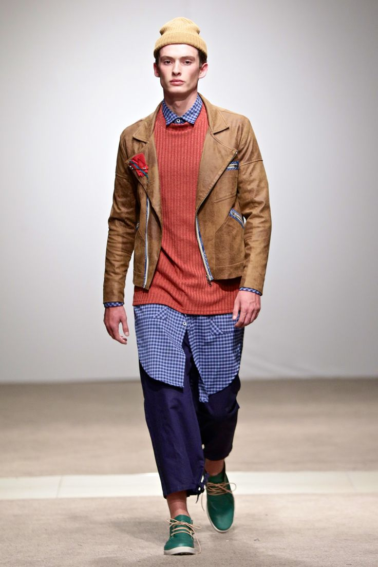 ALC Menswear AW17: Look 16 -- Photo: Simon Deiner at South African Menswear Week
