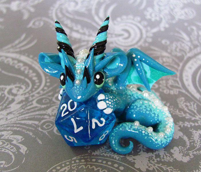 Baby Dice Dragon By DragonsAndBeasties.deviantart.com On