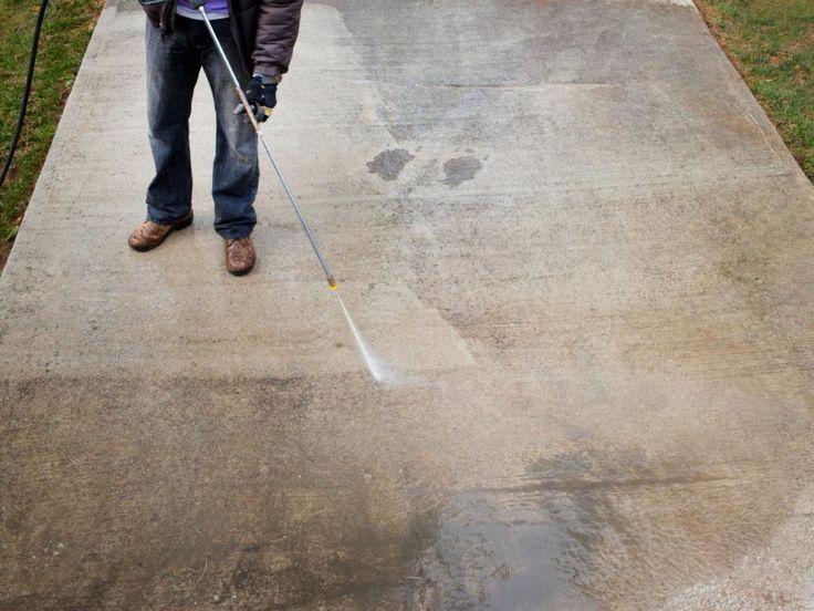 How To Remove Motor Oil From Concrete Even though there