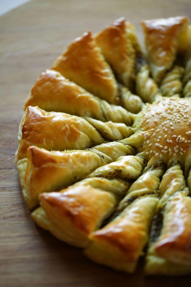 Tarte Au Soleil- two ways Recipe Dips and appetizers Pinterest