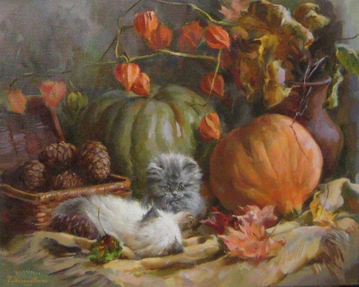 Pażdziernikowe koty.