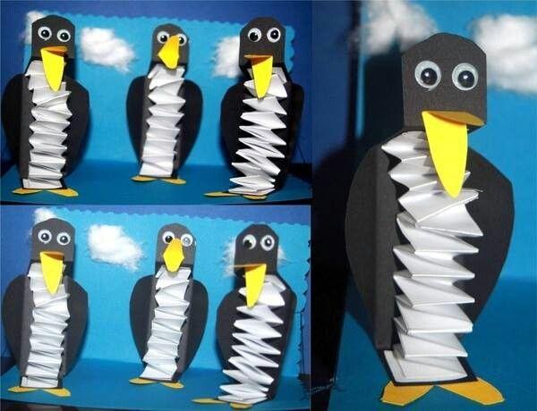 Penguin craft!!!