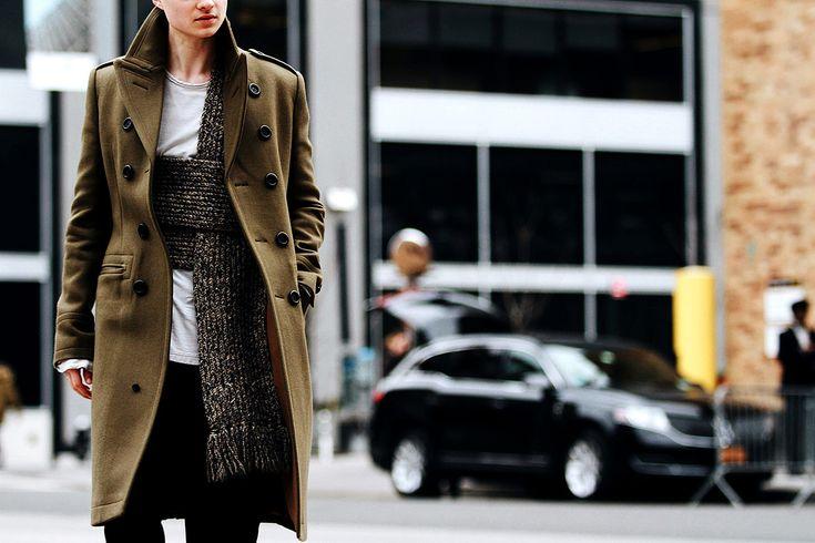 Street style hombre New York Fashion Week Mens