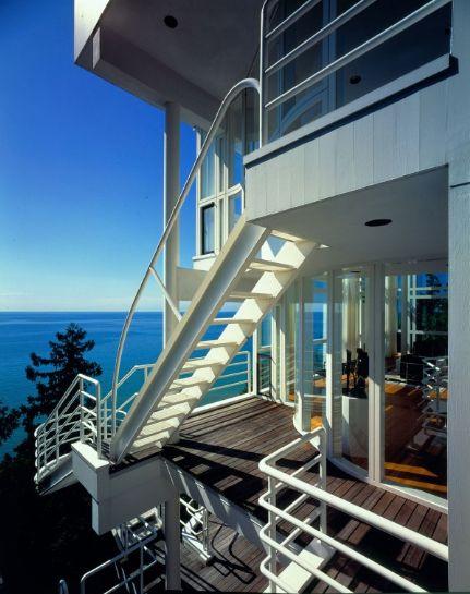 Richard Meier - Douglas House