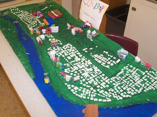 Looking at Places (Grade 2 Alberta Social Studies)-Meteghan (features of land)
