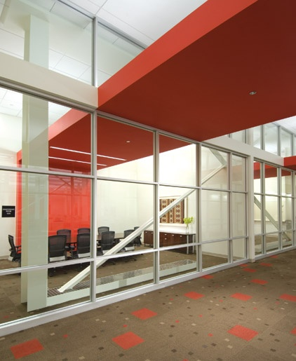 Bank Of America Southwest Call Center LEED