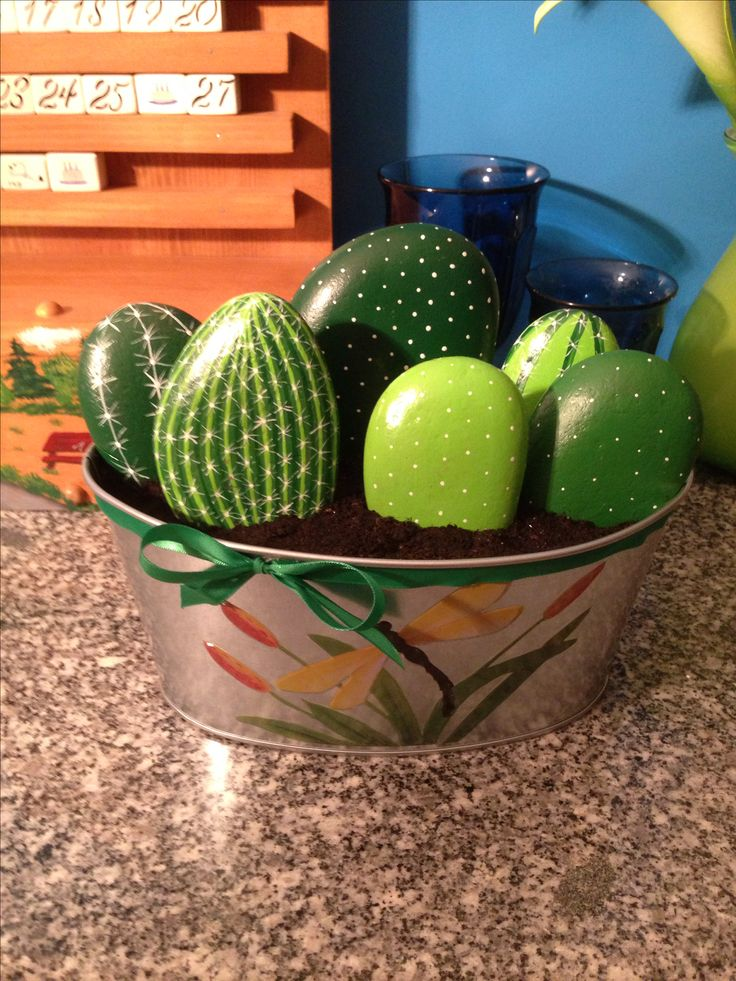 Rock Cactus — Crafthubs
