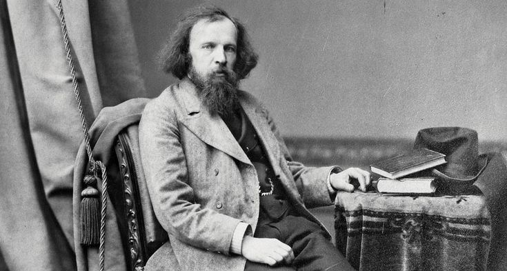 150 years ago, Russian chemist Dmitrii Mendeleev created the periodic table of t... 2