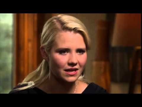 This is a video about Elizabeth Smart's story. She was kidnaped and when through so many trials. She is a Mormon and has served a mission. You Need to see this it is amazing.