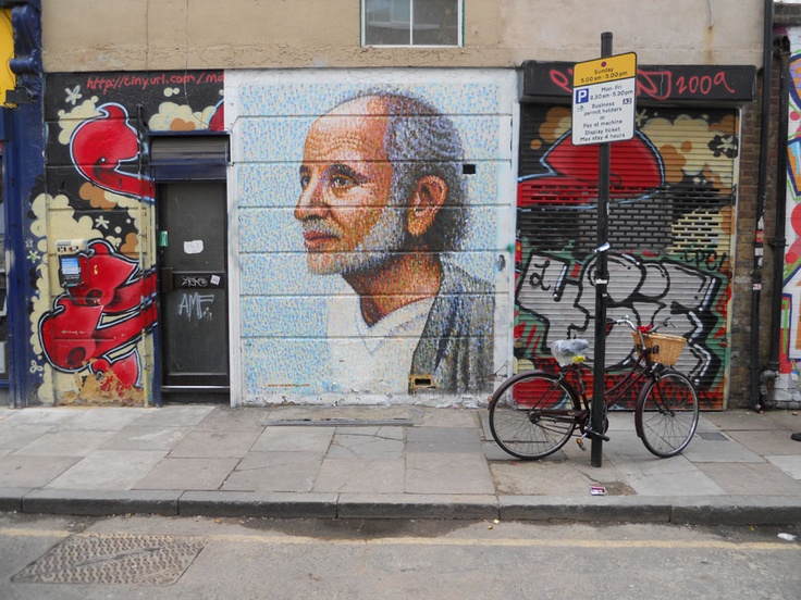 London street graffiti