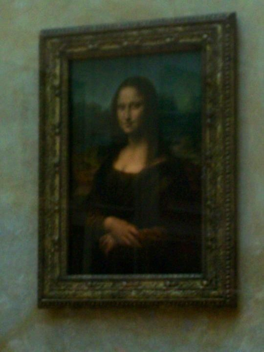 Mona Lisa - Paris