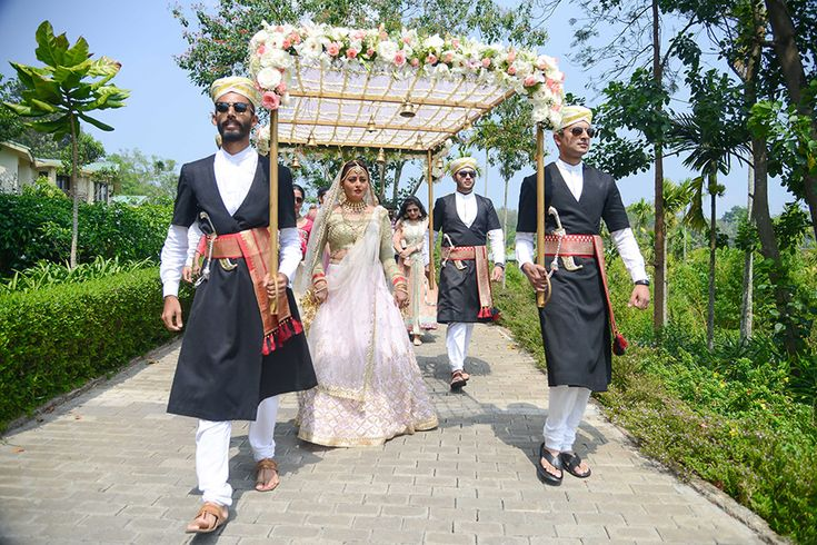 Nidhi Subbaiah and Lavesh Khairajani, Coorg | Celebrity Wedding | WeddingSutra