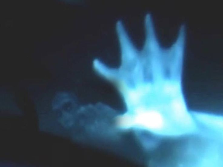 """""""Mermaid"""" 3000ft below.  Off coast of Greenland  (YouTube) Love believing in the possibility!"""