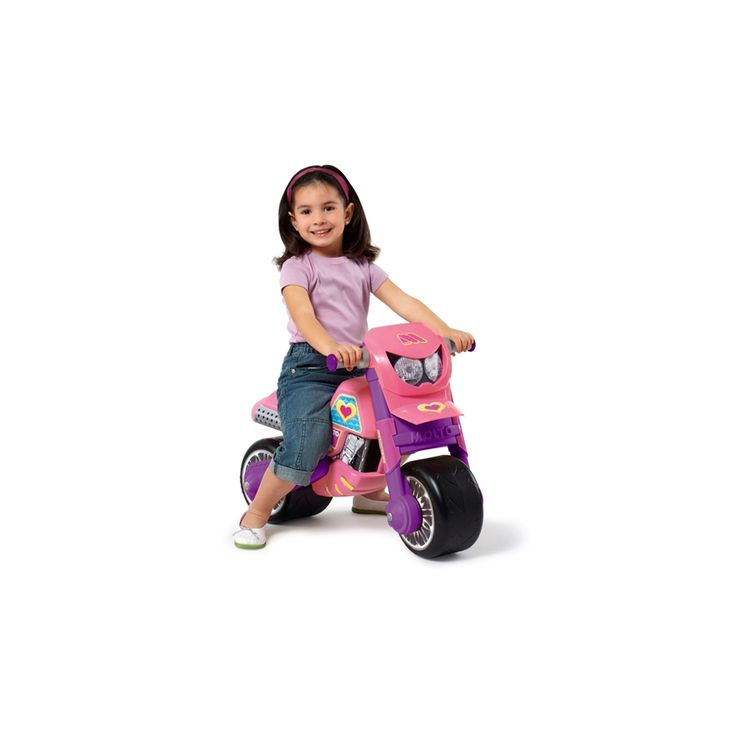 Molto Cross Ultimate Ride-On Purple Pink