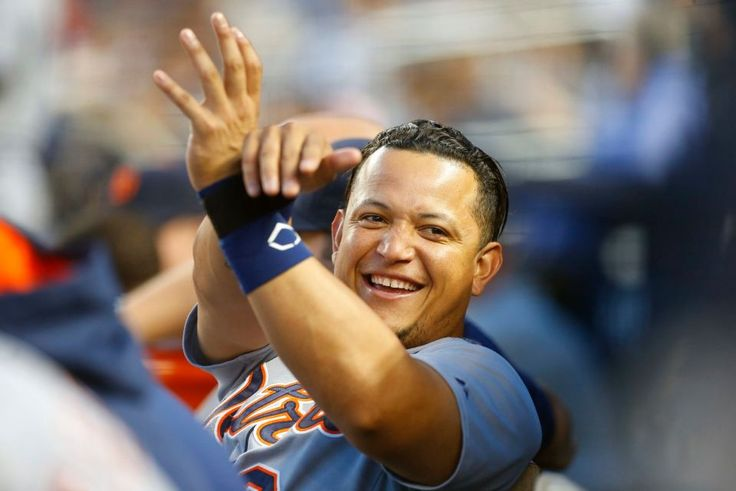 Top 50 MLB players for 2017:     17. Miguel Cabrera, 33, Detroit Tigers, 1B:     Tough to live up to a $240-million contract, and Cabrera has understandably slowed some since his back-to-back MVPs in 2012-13. Batting .316 last season was a down year for him, but his 38 homers were the most since hitting 44 in 2013.