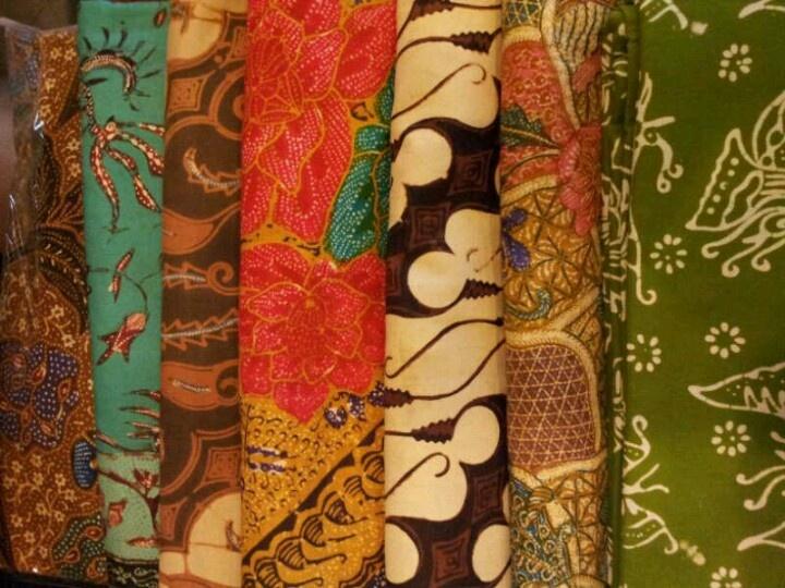 My Batik collection | Indonesian Batik