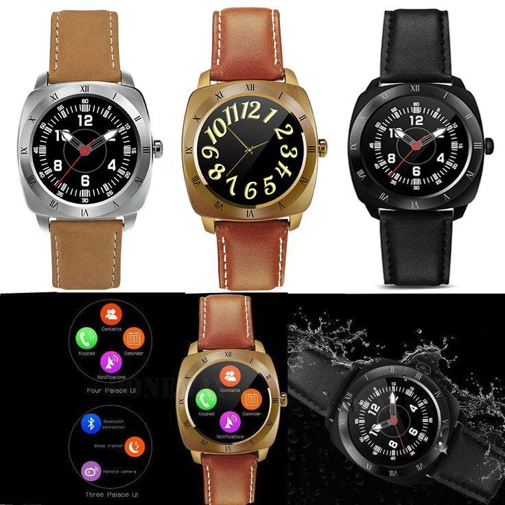 Smartwatch Bluetooth Pulsmesser Schrittzähler Wasserdichte Uhr armband Für Ios und Android handys //Price: $US $85.17 & FREE Shipping //     #smartwatches