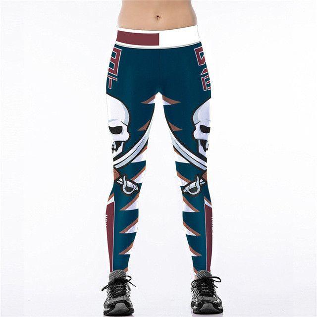Unisex Tampa Bay Buccaneers Yoga Pants