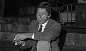 Leonard Cohen obituary | Music | The Guardian