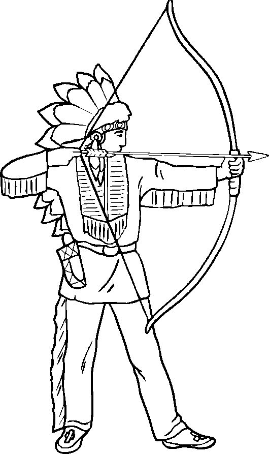 indain coloring pages - photo#39