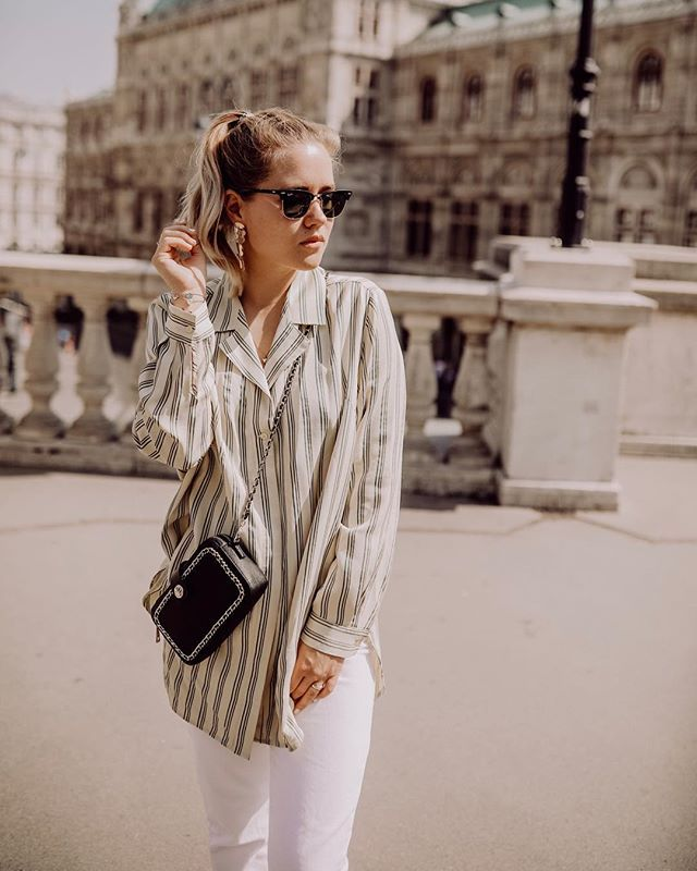 Casual Outfit Vienna Streetstyle Ootd Outfit Style Fashion