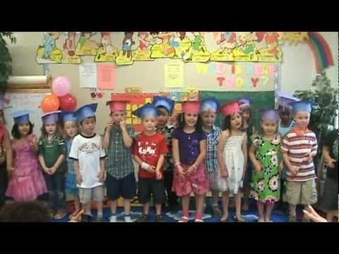 Best end of preschool song ever
