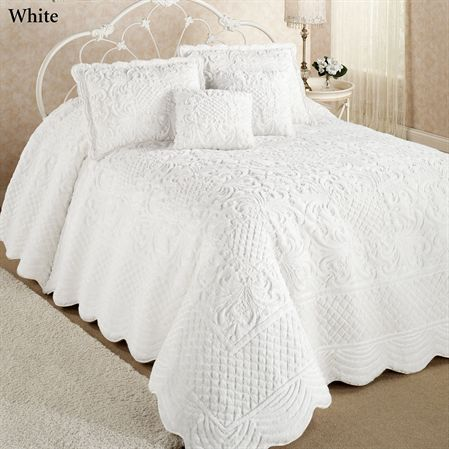 Whisper Soft Oversized Quilted Bedspread