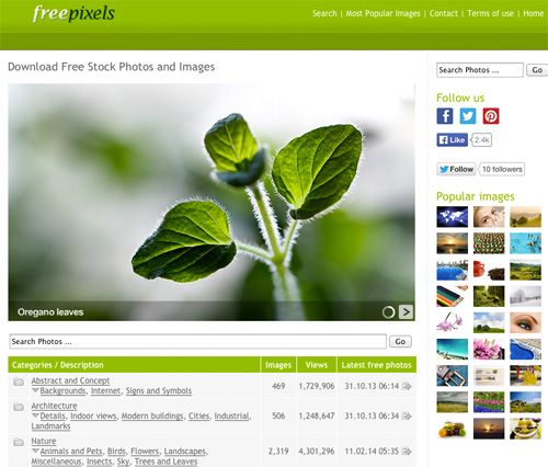 30 More Websites To Download Stock Photos & Royalty-Free Images