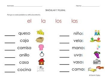 1000+ images about Spanish Reading/Writing Worksheets on Pinterest