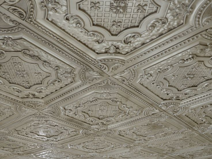 85 best images about pressed tin paintable wallpaper on for 3d ceiling paper