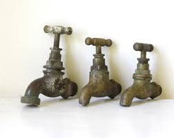 Image result for old brass garden taps for sale