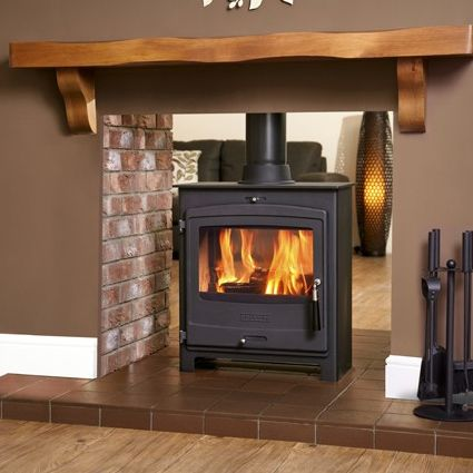 Fireplace ideas and Wood burner