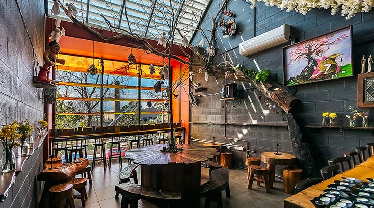 Mamasan - The celebrated Sydney dining institution has unveiled its second outpost.