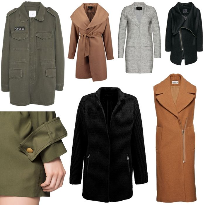Fall inspirations Blogger coats