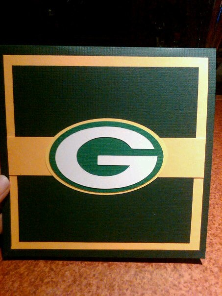 23 best packer cards images on pinterest diy cards homemade cards melanie siganos packer 50th birthday card bookmarktalkfo Gallery