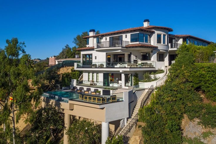 In Pictures 24.5 Million Smart Home in Bel Air (con
