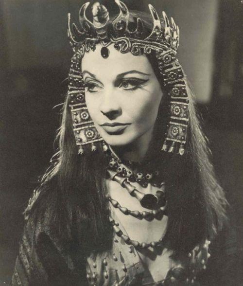 Vivien Leigh in Caesar and Cleopatra c.1945
