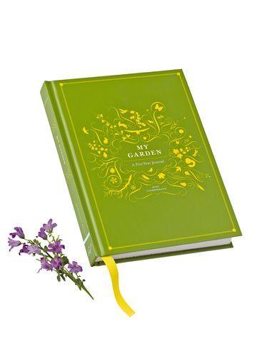 My Garden 5-Year Garden Journal