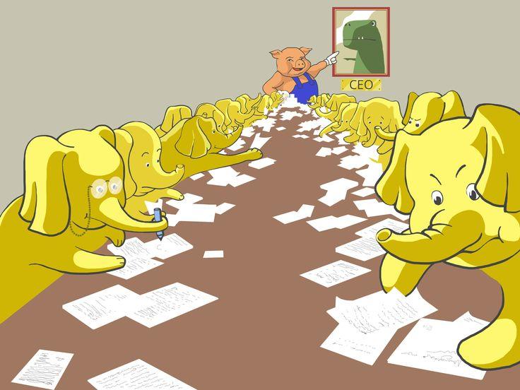 Hadoop, часть 3: Pig, обработка данных