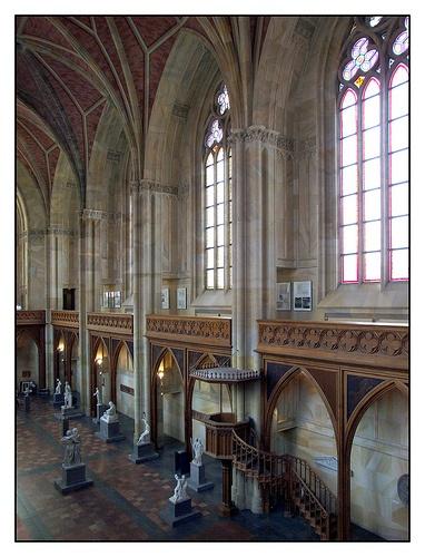 08.09.01.13.09 - Berlin, Friedrichswerdersche Kirche, Karl Friedrich Schinkel