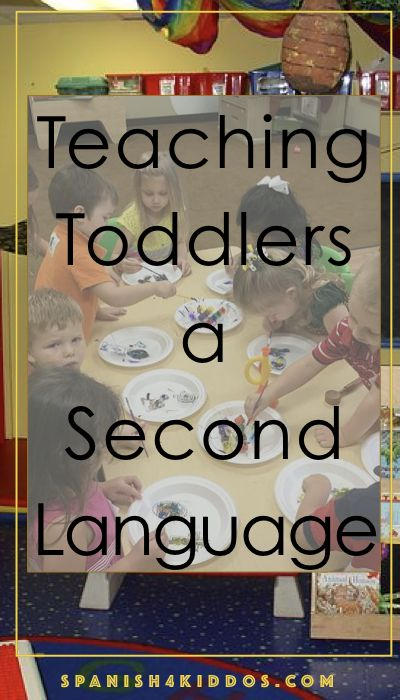 Teaching toddlers a second language involves time, commitment, and patience. This article includes tips to engage toddlers in language development.