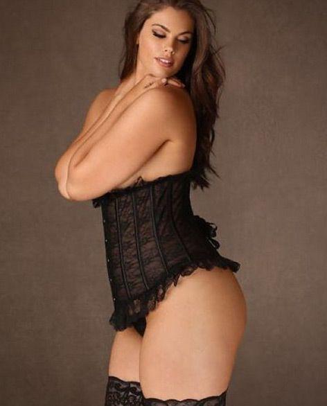 Girl slut topless contest